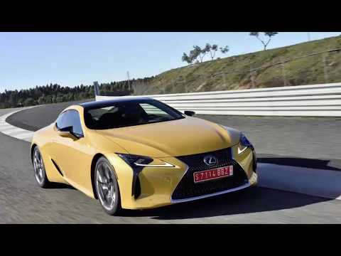 2018 Lexus lc 500 review, Waaauw  !!