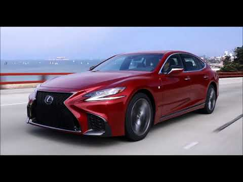 2018 Lexus LS -Test Drive , In Depth Review Interior Exterior