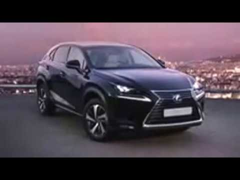 2018 Lexus NX   interior Exterior and Drive - Cars 3
