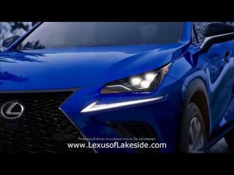 All-Wheel Drive Lexus Models Available at Meade Lexus of Lakeside
