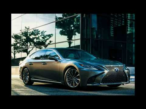 [BEST LUXUY CAR] New Lexus LS 500 2017 | ClickCar Reviews