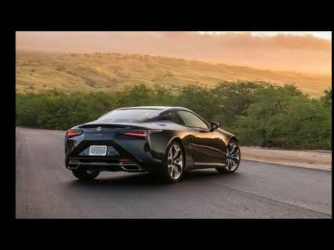 First Drive and Review  : The 2018 Lexus LC 500 Doesn't Want To Be The Perfect One