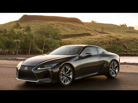 First  Review : The 2018 Lexus LC 500 Doesn't Want To Be The Perfect One