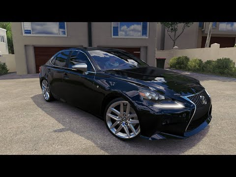 Forza Horizon 3 - 2014 LEXUS IS 350 F SPORT 'TUNED' - Test Drive - 1080p60FPS