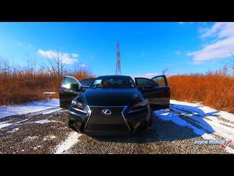 Joyce Honda in Denville, NJ: 2014 Lexus IS 250 F Sport AWD
