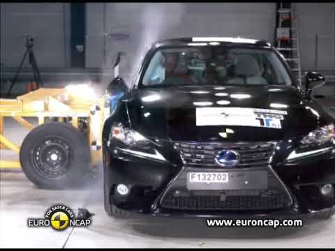 ??Lexus IS 300h 2013 Crash Test??