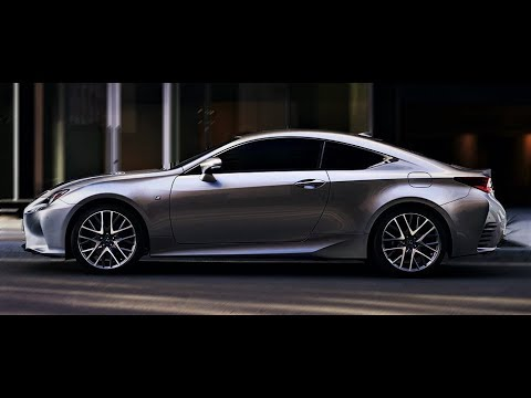NEW 2018 - Lexus RC350 F Sport AWD - Exterior and Interior