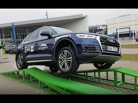 4x4 Reality show: Stelvio, Q5, X3, Discovery and CX-5