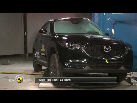 Best Cars:  Mazda CX-5 (2017) Crash Test
