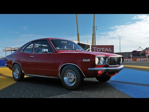Forza Motorsport 7 - Mazda RX-3 1973 - Test Drive Gameplay (HD) [1080p60FPS]