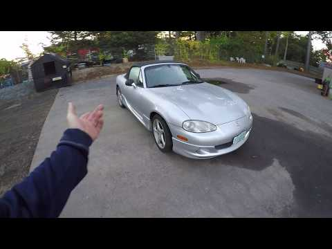 Mazda MX-5 Miata Walkaround, On Lift And Fun Road Test!
