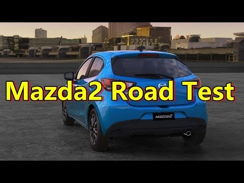 Mazda2 Road Test   Personal Review