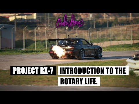 [Project FD]  Why We Bought the Wrong Mazda RX-7