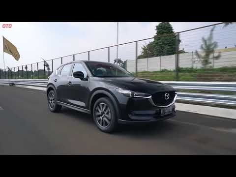 REVIEW & TEST drive Mazda CX 5 2017