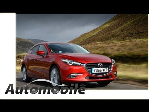Road test: Mazda 3 - AOL UK Cars | by Automobiles