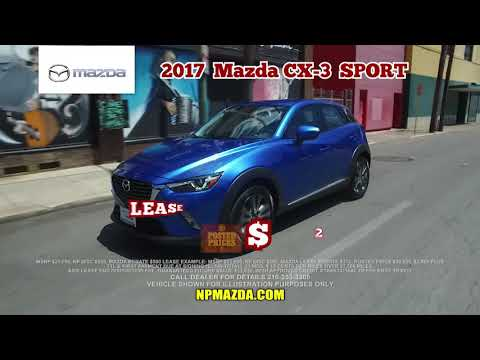 Year-End Sales Drive: Mazda CX3