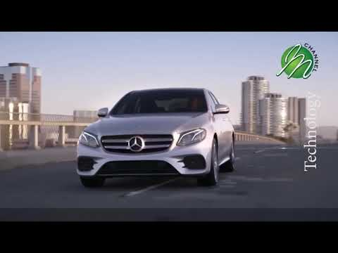 009 K17 Technology Test Mercedes Benz E class 2017