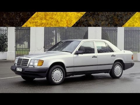 Extrime crash test Mercedes ? w124 w123