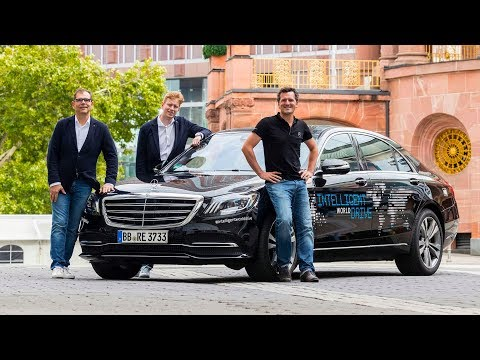 Intelligent World Drive – Mercedes on automated worldwide test drive