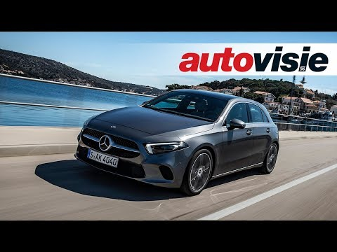 Mercedes-Benz A-Klasse (2018) - Test - Autovisie TV