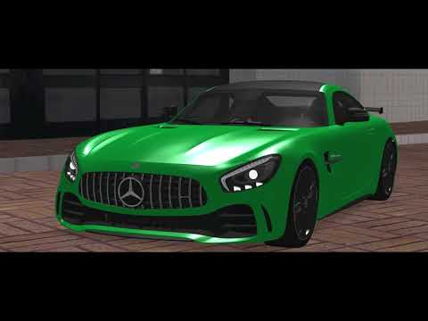 Mercedes-Benz AMG GT | Drive City