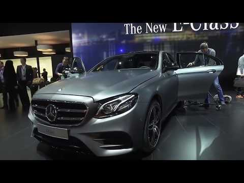 Mercedes-Benz E-Class Silver - Full Reviews, Exterior, Interior, Features, Walkaround, Test Drive