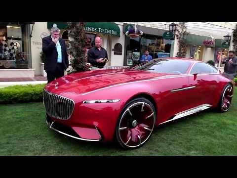 Mercedes-Benz Maybach 6 Red - Full Reviews, Exterior, Interior, Features, Walkaround, Test Drive