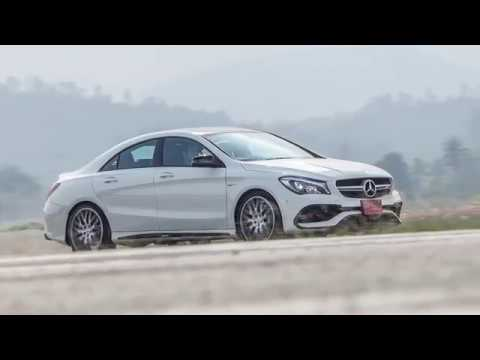 TEST DRIVE Mercedes-AMG CLA 45 4 MATIC