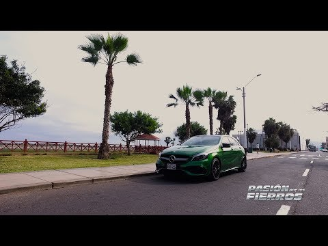 TEST DRIVE MERCEDES BENZ AMG A 45