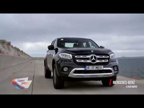 Test Mercedes-Benz X 250 d 4MATIC