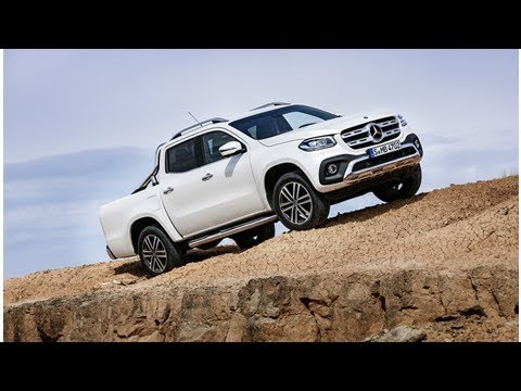Test: Mercedes X 250d, de pick-up met de ster