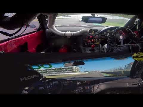1:49.9 FR FD3S  VS 1:49.5 AWD EVo 9 at same road race track