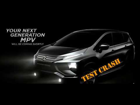 2018 Mitsubishi Xpander - Test Crash Video HD