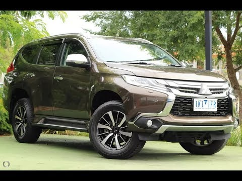 B7834 - 2016 Mitsubishi Pajero Sport Exceed QE Auto 4x4 Walkaround Video