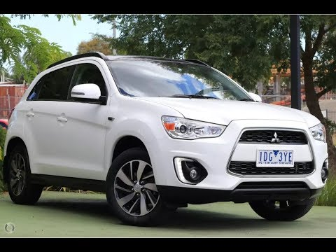 B7871 - 2014 Mitsubishi ASX XLS XB Auto 2WD Walkaround Video