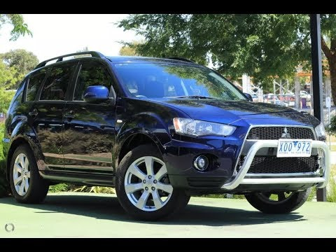 B7873 - 2010 Mitsubishi Outlander Activ ZH Auto 4x4 Walkaround Video