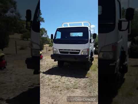 Fuso Canter 2010 4x4