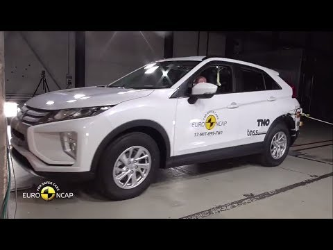 Mitsubishi Eclipse (2018 India) Safety Crash Test