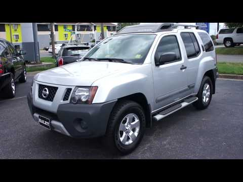 2012 Nissan Xterra S 4WD Walkaround, Start up, Tour and Overview