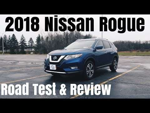 2018 Nissan Rogue Road Test & Review