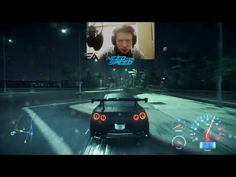 Drive Nissan GTR need for speed 2015