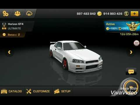 HORIZON GT4 ULTIMATE SETUP + TEST DRIVE (NISSAN GT-R R35) CARX DRIFT RACING