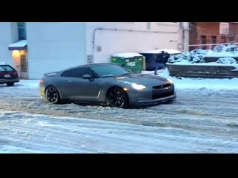 HOW NOT TO DRIVE DURING SNOWFALLS/WINTER FAILS/BAD DRIVERS 2018