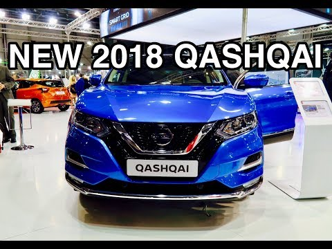 NEW 2018 Nissan Qashqai - Exterior and Interior