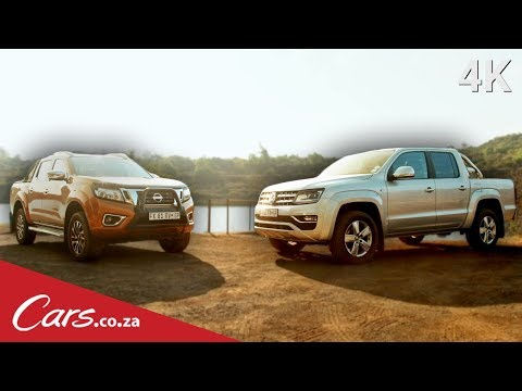 Nissan Navara vs VW Amarok - which is better for off-roading?