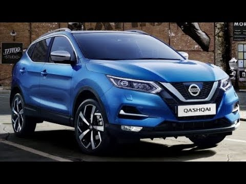 NISSAN QASHQAI 2017 on the road test + TOP SPEED, Interiors and equipment