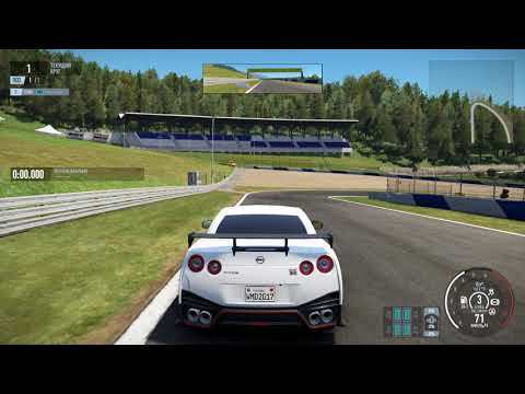 Project CARS 2 - Test (Nissan GT-R Nismo)
