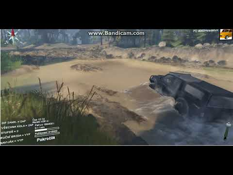 Spintires/OFF ROAD TEST/NISSAN NAVARA