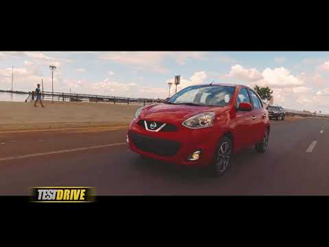 TEST DRIVE NISSAN MARCH