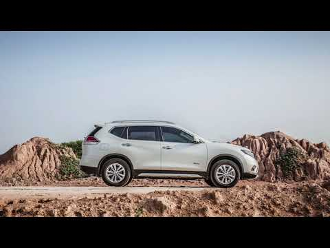TEST DRIVE NISSAN NEW X TRAIL 2 0V 4WD HYBRID